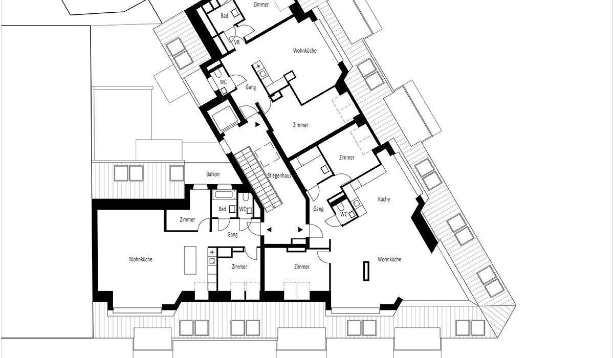 roof floor