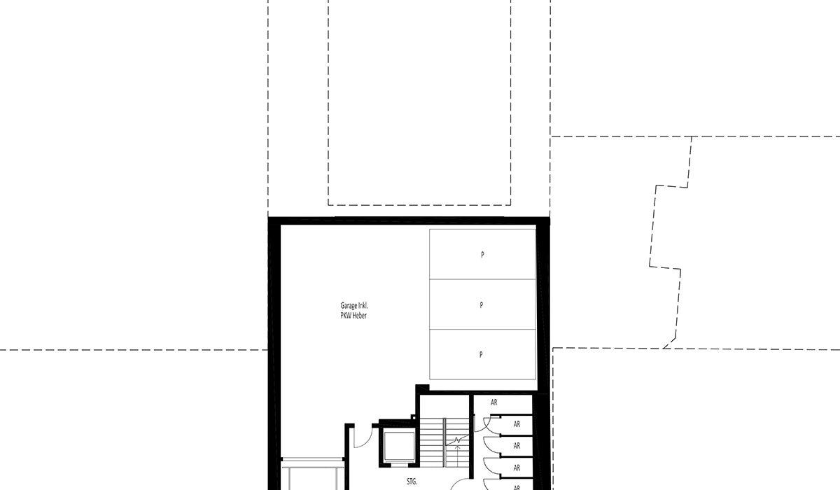 basement - garage