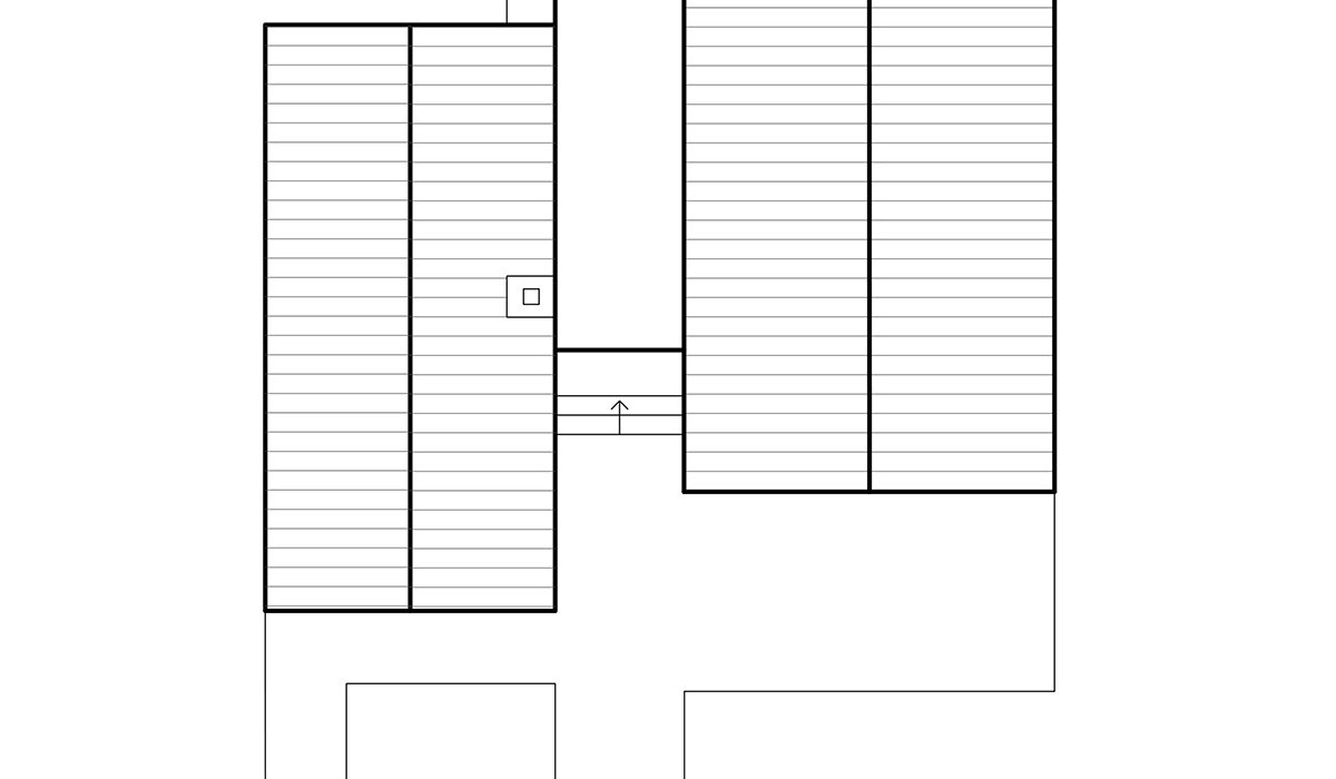 cottage - roof