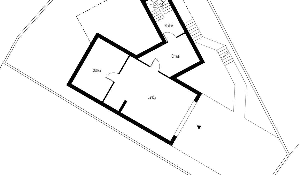 garage - basement